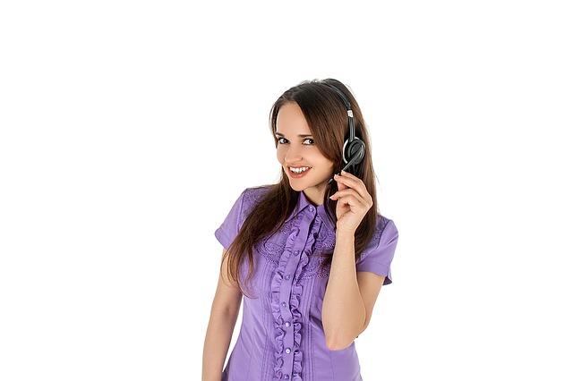Telefon VoIP w biurze